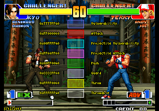 Kof98-colors