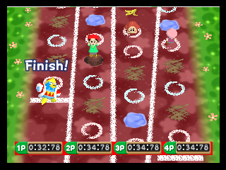 218 Mini-Games - 100-Yard Hop
